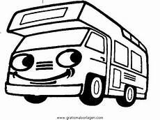 Malvorlagen Wohnmobil Ausmalbilder Wohnmobil 02 Gratis Malvorlage In Lastwagen