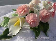 fiori di pasta di zucchero senza stini dolci creazioni by carla bouquet di fiori in pasta di