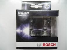 Bosch H7 120 1987301107 Gigalight Plus 12v 55w к кт 2шт