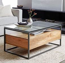 Small Coffee Table With Storage