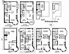 clarence house floor plan two clarence true designed townhouses compete for buyers