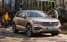 Der Neue Touareg Volkswagen