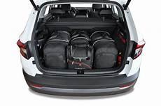 Kjust Skoda Karoq 2017 Car Bags Set 4 Pcs Select Car