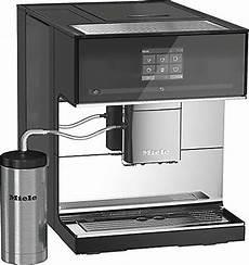 kaffeevollautomaten cm 7500 obsidianschwarz stand