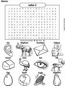 letter e beginning sounds worksheets 24099 phonics worksheet beginning letter sounds letter of the week e word search