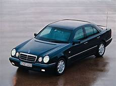 Mercedes W210 E Class 1996 Used Car Review Drive