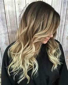 Haare Färben Ombre - 90 balayage hair color ideas with brown and