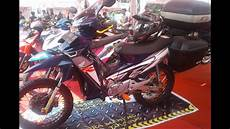 Modif Supra 125 Touring by Inspirasi Modifikasi Motor Supra X 125 Touring Style