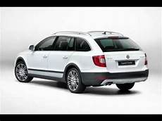 2013 Skoda Superb Outdoor Combi Revealed Horsepower