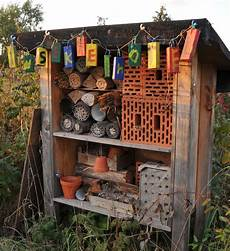 Insektenhotel Selbst Bauen N 252 Tzlinge Anlocken Phlora De
