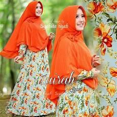 Gaya Model Jilbab Modern Panjang Terkini