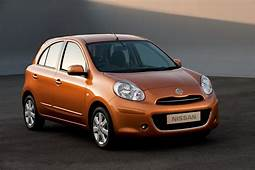 2010 Nissan Micra  Top Speed