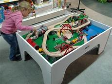 brio wooden table kinderspell