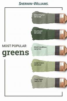 popular green paint colors in 2020 green paint colors paint colors for home sherwin williams
