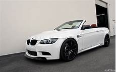 tuned bmw e93 m3 convertible puts 376 hp at the
