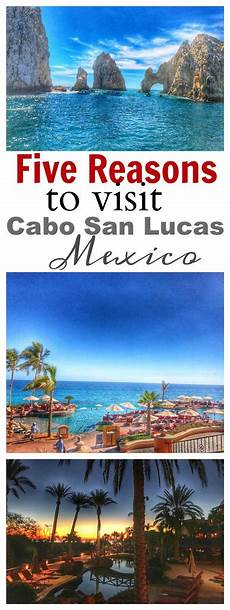 five reasons to visit cabo san lucas mexico the house