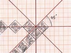 Fliesen Diagonal Verlegen - diagonale fliesenverlegung die heimwerkerseite de