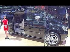 new motorhome mercedes viano 35 2016 2017 interior