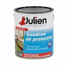 goudron liquide pour etancheite goudron noir de protection julien 2 5 l castorama