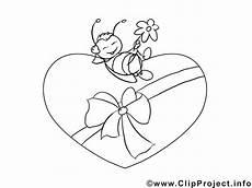 Valentinstag Malvorlagen Zum Ausdrucken Verliebte Biene Valentinstag Bilder Zum Ausmalen