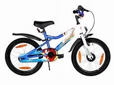 kinderfahrrad 18 zoll 18 zoll kinderfahrrad bmx fahrrad kinder comic rad blau ebay