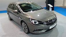 2017 Opel Astra Sports Tourer Excellence Exterior And