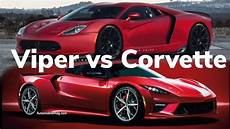2020 dodge viper mid engine chevrolet mid engine c8 chevy corvette vs mid engine dodge