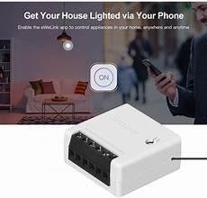 3pcs Sonoff Snzb Wireless Switch Mini by Sonoff Mini 3pcs Interruttore Wifi Smart Switch Domotica Diy
