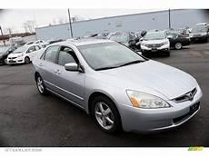 satin silver metallic 2003 honda accord ex l sedan