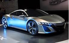 reve de voiture toronto acura nsx concept voiture de r 234 ve le guide de
