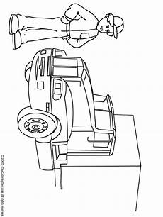 Driver Coloring Truck Driver Coloring Page Audio Stories For Free