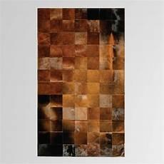 Kuhfell Teppich Patchwork - ihr ma 223 geschneiderter patchwork teppich aus argentinischem