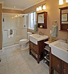 craftsman style bathroom ideas craftsman style homes in the mt area of redwood city