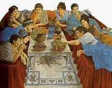 banchetto etrusco quarto appuntamento progetto arsial quot sapere i sapori