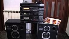 sony stereo hifi xo 750w 1986