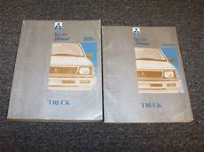 books about how cars work 1992 mitsubishi truck electronic throttle control 1992 mitsubishi mighty max pickup truck shop service repair manual book set 2 4l ebay