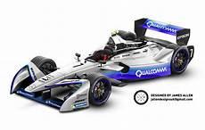 mercedes formula e 2019 concept at formula e design