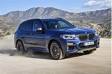 2018 bmw x3 first motor trend