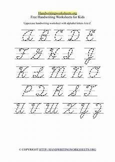 alphabet handwriting worksheets uk 21603 cursive uppercase handwriting worksheet o cursive handwriting worksheets handwriting