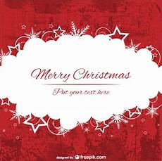 and white merry christmas background template vector free download
