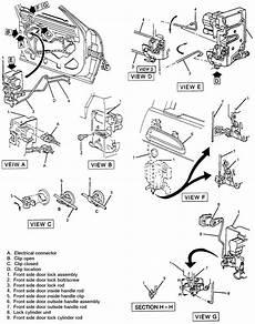 Repair Guides Interior Door Locks Autozone