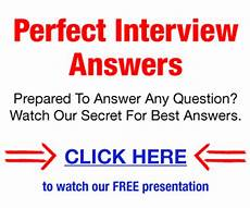 how to answer job interview questions tell me about