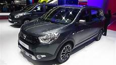Dacia Lodgy Stepway 2017 - 2017 dacia lodgy stepway unlimited exterior and interior