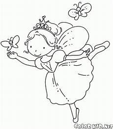 Ausmalbilder Prinzessin Feen Ausmalbilder Prinzessin Feen Frisch Ballarina Malvorlagen