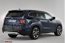 Dacia Grand Duster - 2018 renault dacia grand duster suv rendering team bhp