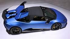 Lamborghini Hurac 225 N Performante Spyder 2018 Cabrio