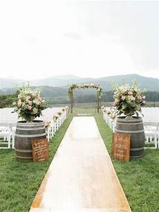 pink and gold pippin hill wedding by rachel may southern weddings magazine wedding aisle