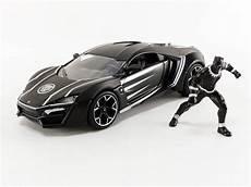 jual diecast marvel metals black panther and lykan