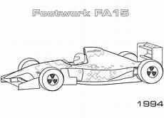 1994 footwork fa 15 coloring page don t forget to visit