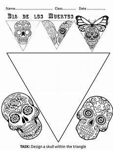 mandala history worksheet 15925 day of the dead template to create a mandala day of the dead diy worksheets day of the dead